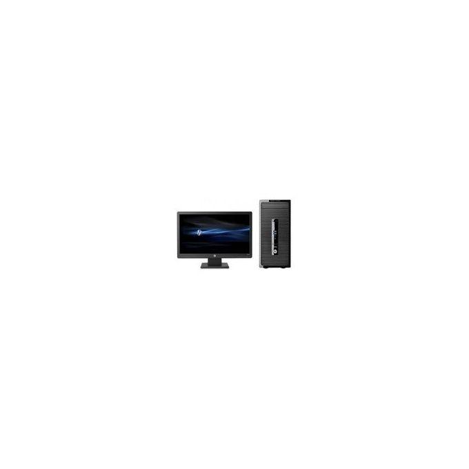 hp ordinateur de bureau prodesk 400 g4 mt core i5 6500 ecran 20 7 acheter en ligne jumia. Black Bedroom Furniture Sets. Home Design Ideas