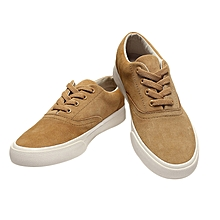 the latest 54f41 02ce9 XIAOMI FREETIE Men Sports Casual Shoes Classic Canvas Suede Leather Shoes  Running Sneakers
