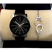 cd0512aedee Trés Belle Montre Pour Homme Avec Un Joli Bracelet Cadeau