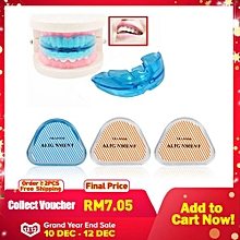 Hot Teeth Retainer Dental Health Care Straight Tooth Tray Trainer Accessories Transparent Hard
