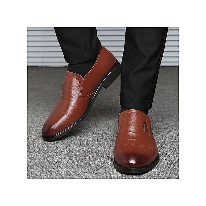 Zant Leather  's Formal Shoes Low Shoes Cut Shoes Low à prix pas cher  | Jumia Maroc 0d5e00