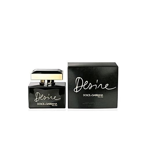 Commandez DOLCE   GABBANA The One Desire - Eau de Parfum - 50ml à ... 3f9cf1ccc3de
