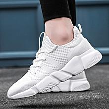 9344c0215 Fashion جديد أحذية الرياضة للرجال الاحذية خفيفة جدا للذكور المشي أحذية أحذية  الرياضة وسادة