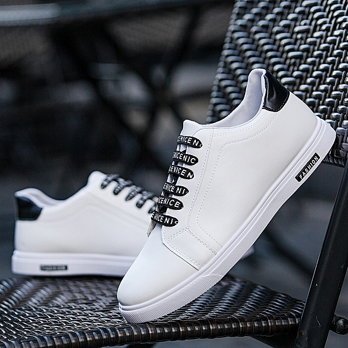 OEM New hommes chaussures hommes casual chaussures hommes Korean version of the trend chaussures youth chaussures breathable chaussures-noir à prix pas cher