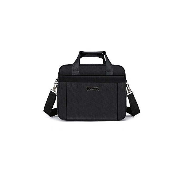 Other Kissyenia 13 14 15 inch Laptop Briefcase Hommes voyage Affaires Messenger sacs A4 Computer Suitcase imperméable Shoulder sacs KS1249(TypeC noir) à prix pas cher