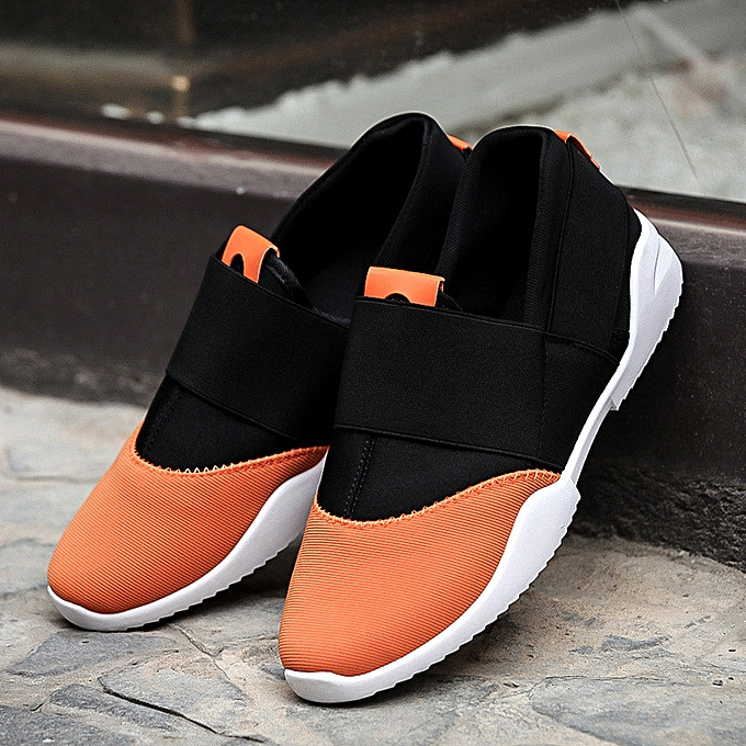 Fashion Men's Casual Outdoor baskets Sport Athletic Breathable Running chaussures Moccasins à prix pas cher