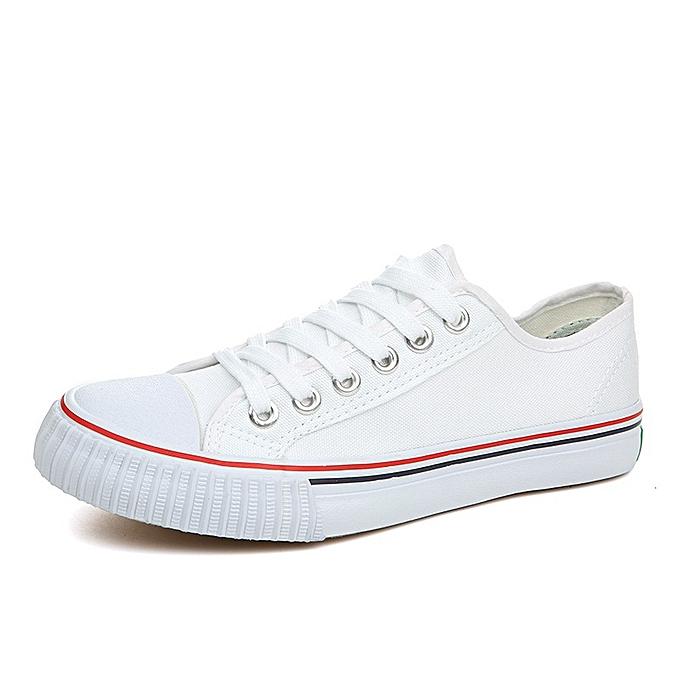 Fashion Canvas chaussures classic hommes chaussures Couleur student chaussures jaune à prix pas cher    Jumia Maroc