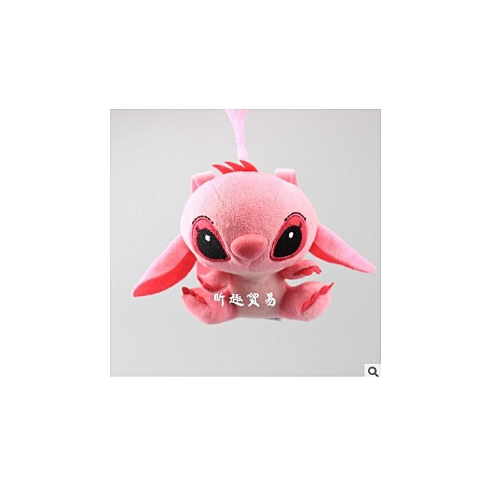Autre nouveau Kawaii Stitch Plush Toys Big Lilo and Stitch Stich Plush Toy Scrump Soft Stuffed Animal Doll Enfants Toys Christmas Gift(M 10CM) à prix pas cher