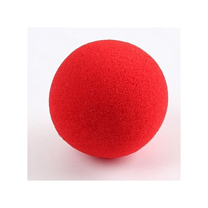 UNIVERSAL Close-Up Magic rue Trick Soft Sponge Ball Props CFaiblen Nose For Party Comedy à prix pas cher