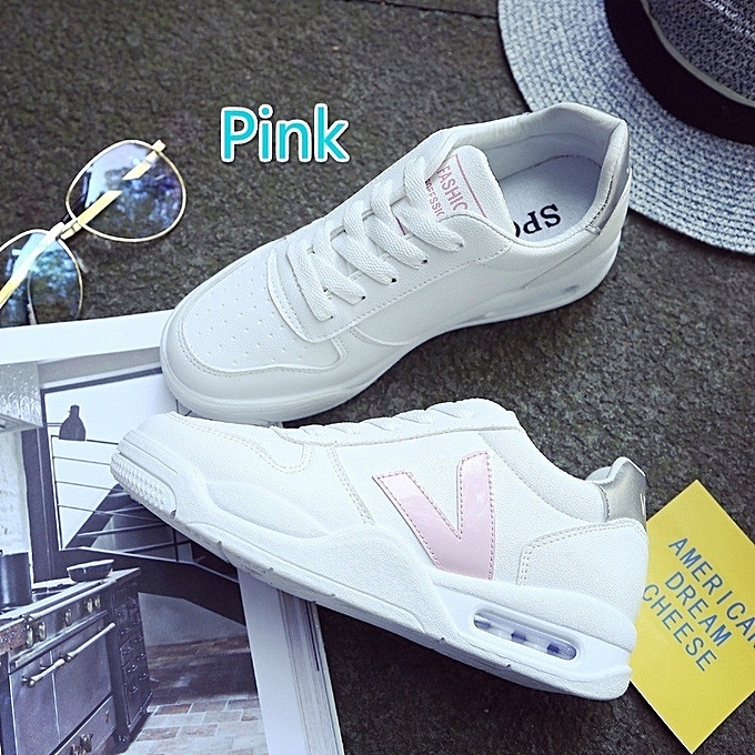 Autre Stylish Leisure Thick Sole Sports White White Sports Shoes à prix pas cher    Jumia Maroc d5f74f