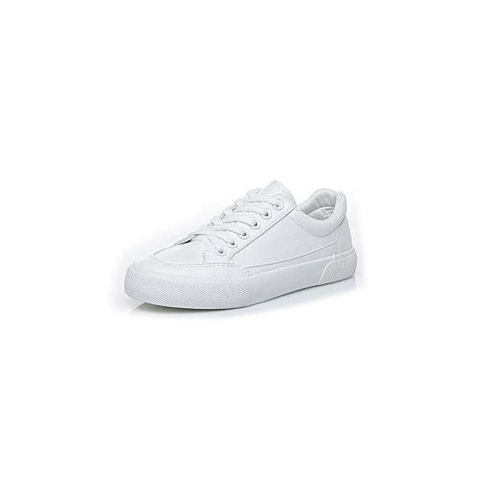 Fashion WoHommes WoHommes WoHommes  2018 New Web Celebrity Sneaker WoHommes  Xia Han Version Of Harajubaa Ins Small White Shoes à prix pas cher  | Jumia Maroc f19bcf