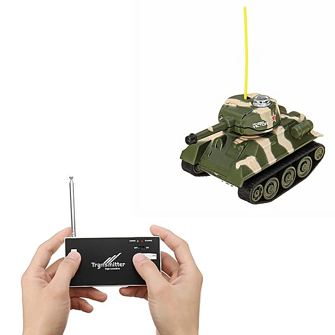 UNIVERSAL RC Power BB Tank Radio Remote Control Military Battle Tank that Shoots Airsoft B à prix pas cher