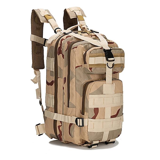 mode Tcetoctre de plein air Sport Camouflage voyage sac 3P sac à doss Camping Hiking Trekking A-As shown à prix pas cher