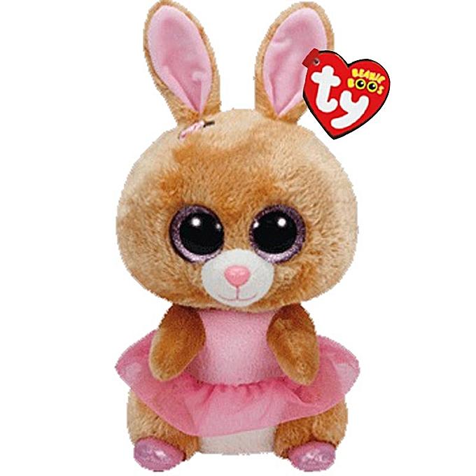 Autre Ty Beanie Boos Animals Twinkle The Rabbit Plush Toy Cute Bunny 15cm à prix pas cher