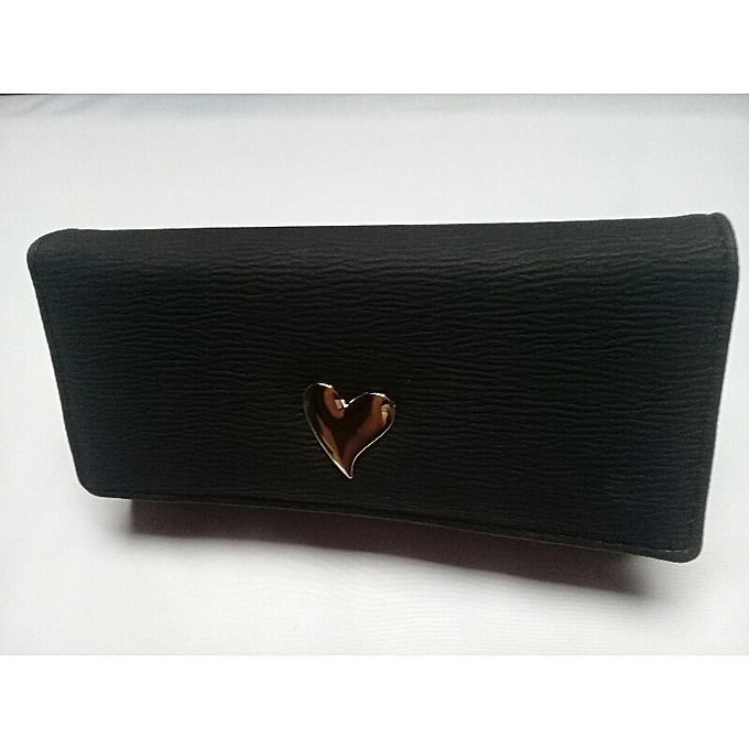 3fec108234a3 ... Grand Portefeuille et porte monnaies noir Femme Style plusieurs  pochettes porte cartes de crédit de la ...