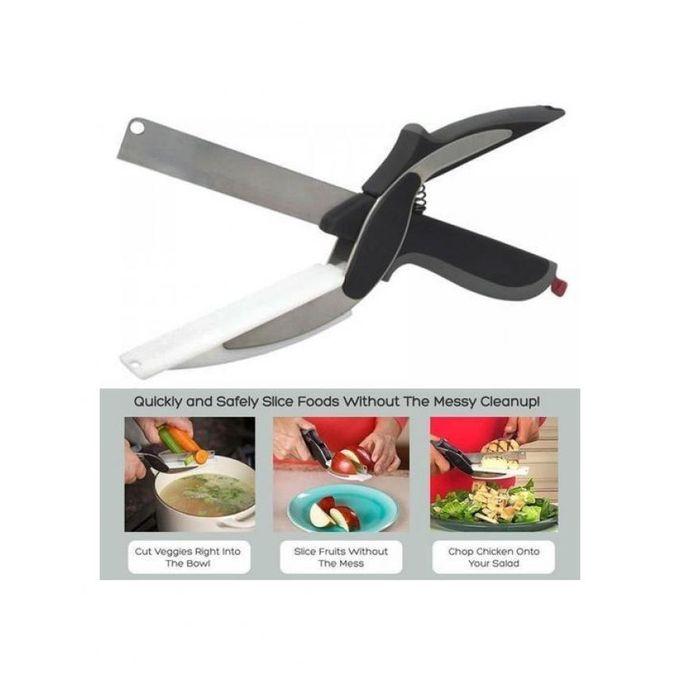 As seen on tv couteaux de cuisine intelligent vu la tv for Acheter couteaux cuisine