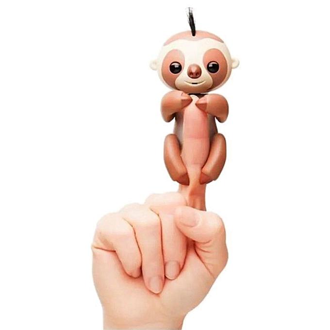 Sunshine Finger Interactive Toy Cartoon Animal Smart Kids Induction Sound Fingers Toys-1 à prix pas cher