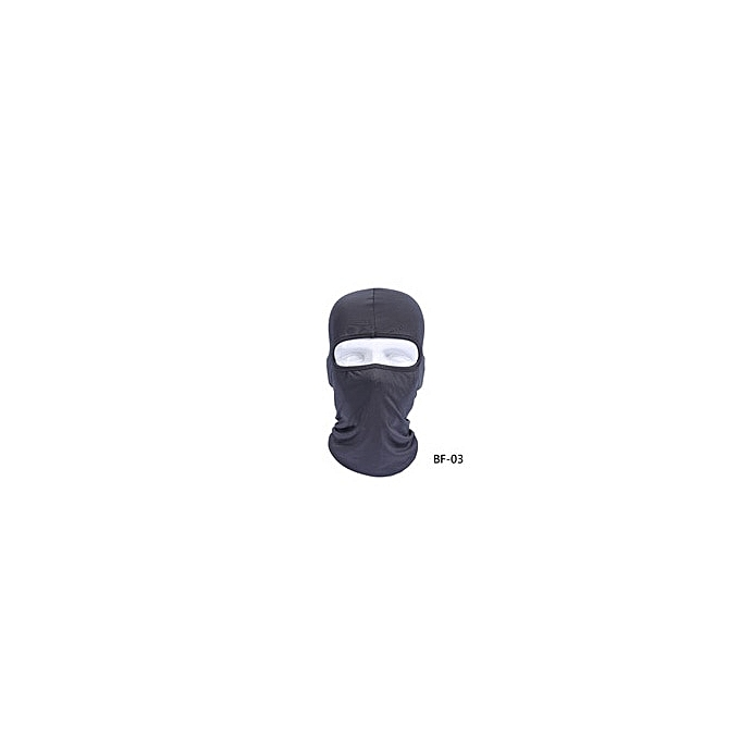Autre Motorcycle Face Masks Motorcycle Headgear Full Face Mask Summer Breathable Motorcycle Sun prougeection Balaclava( BF-03) à prix pas cher