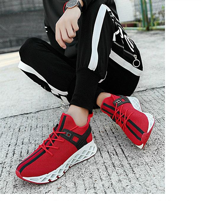 8c54b075c Fashion حذاء سنيكرز بليد رياضي للرجال من لون أخضر | جوميا المغرب