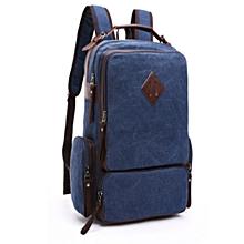 4e81b939bd Cartable sac à dos large capacité, espace PC+ 4 poches de rangement BLEU