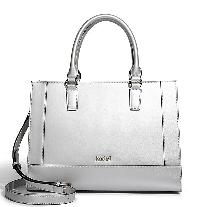 Fashion kadell new material Cambridge bag large-capacity leather ladies handbag à prix pas cher