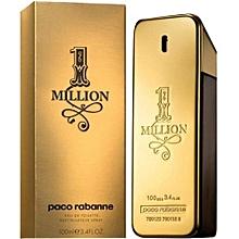 f115a6199 Paco Rabanne One Million pour homme 100 ml Eau de toilette Vaporisateur