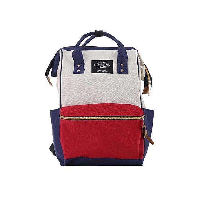 Generic Tectores mode Accessories mode femmes sac à doss Female Denim School sac For Teenagers Girls voyage sac à prix pas cher