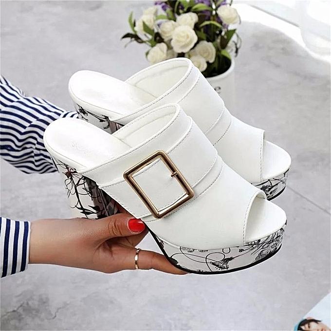 Générique Slippers Pour Femmes  à prix pas cher  Femmes | Jumia Maroc b2e333
