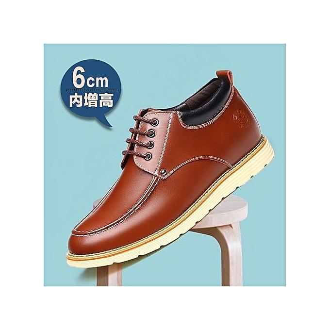 Générique  's Business Casual Leather Shoes à prix prix à pas cher  | Jumia Maroc 2f7d0a