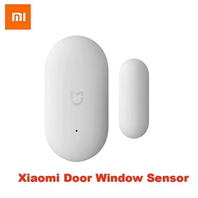 Other Xiaomi Door Window Sensor Pocket Taille xiaomi Smart Home Kits Alarm System work with Gateway mijia mi home app à prix pas cher