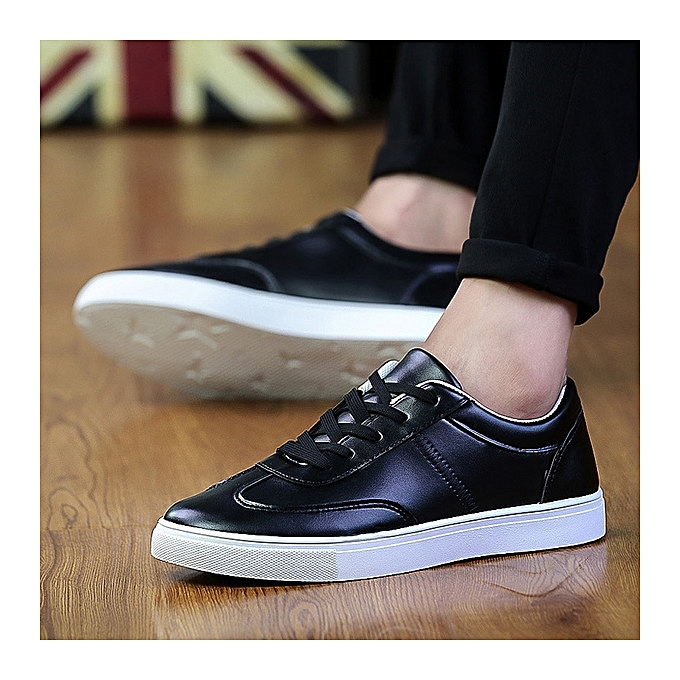 OEM New hommes chaussures tide hommes sports and leisure breathable hommes chaussures-noir à prix pas cher