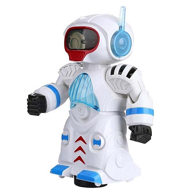 OEM RefinedElectronic en marchant Dancing intelligent Space Robot Astronaut Enfants Music lumière Toys à prix pas cher