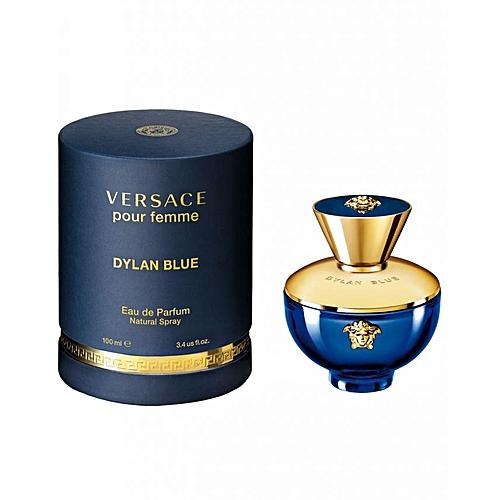 Versace Versace Dylan Blue Eau De Parfum à Prix Pas Cher Jumia Maroc