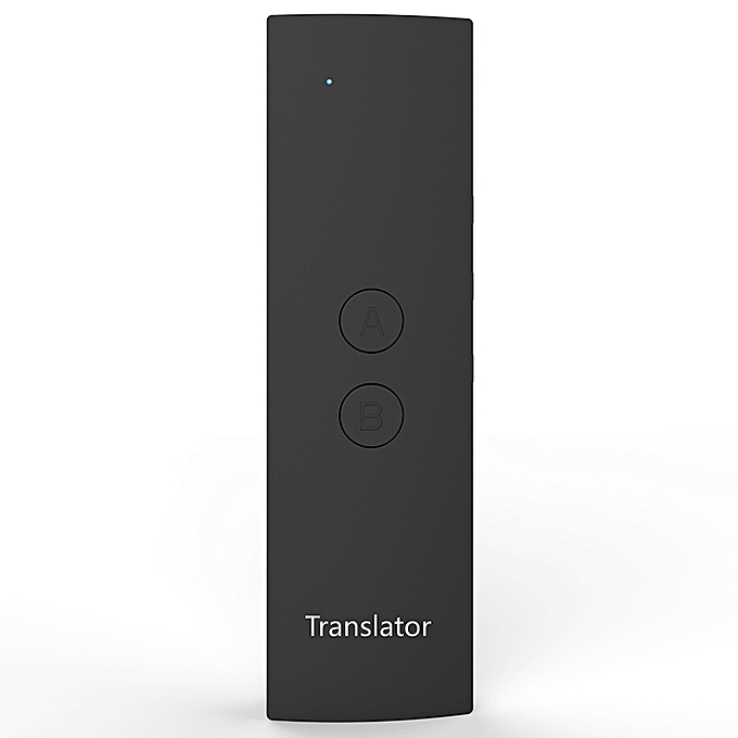 Other T6 Intelligent Translator Smart Voice Speech Translators Two-Way Real Time 28 Multi-Language Translation For Learning Travelling WAAAA à prix pas cher