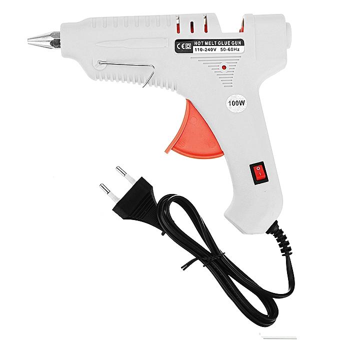 UNIVERSAL 100W Electric Hot Melt  Switch High Temperature No Glue Leakage for 11mm Sticks DIY Crafts à prix pas cher