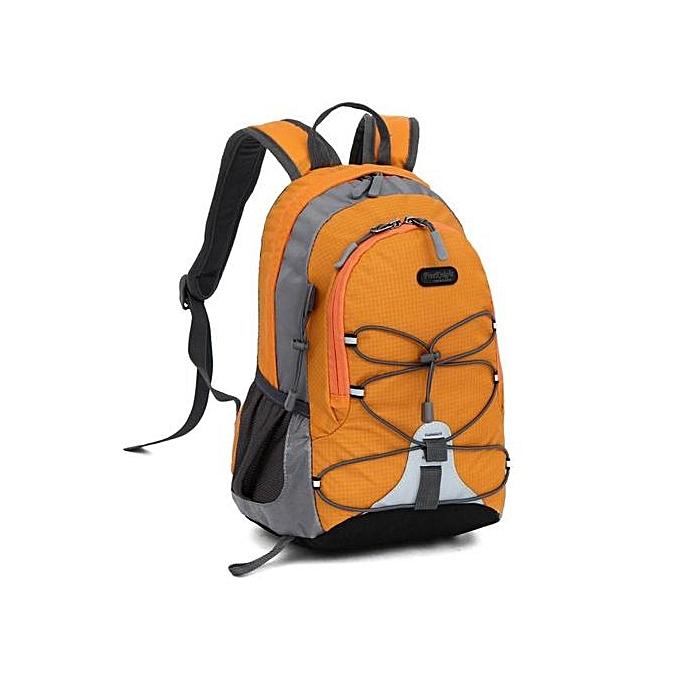 Generic de plein air Mini Shoulder sac sac à dos Ultralumière Hiking Cycling sac à dos G à prix pas cher