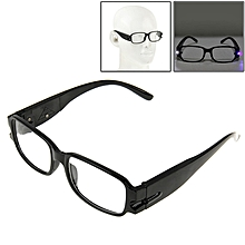 df7403a8910 UV Protection White Resin Lens Reading Glasses with Currency Detecting  Function