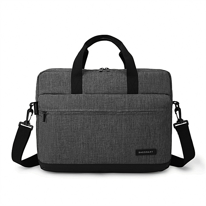 Other BAGSMART New Men 15.6 Inch Laptop Briefcase Bag Handbag Mens Nylon Briefcase Men's Office Bags Business Computer Bags(noir) à prix pas cher