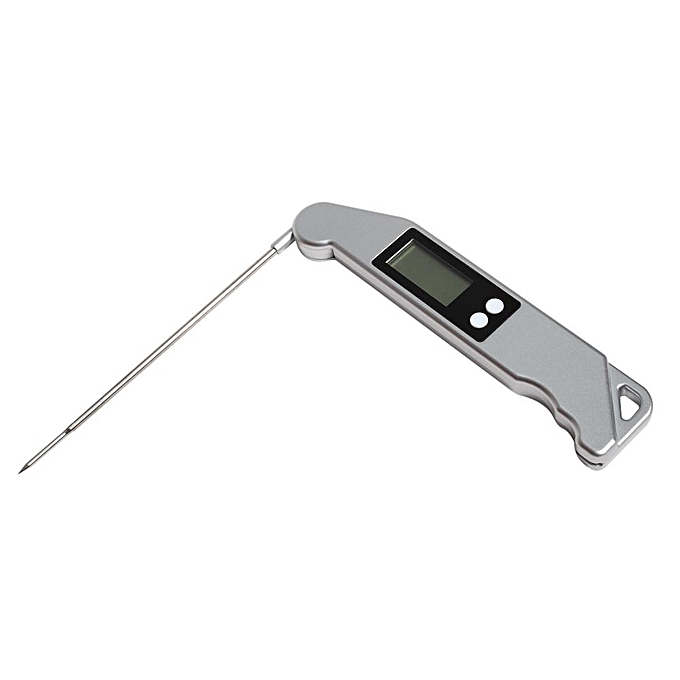 Other Digital Kitchen Folding Probe Thermometer Temperature Meter for Cooking LJMALL à prix pas cher