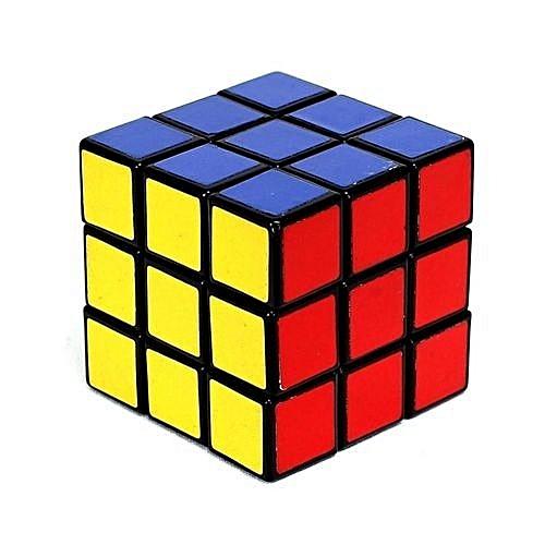 magic rubik 39 s cube 3x3x3 jeu d 39 intelligence au maroc prix pas cher jumia maroc. Black Bedroom Furniture Sets. Home Design Ideas