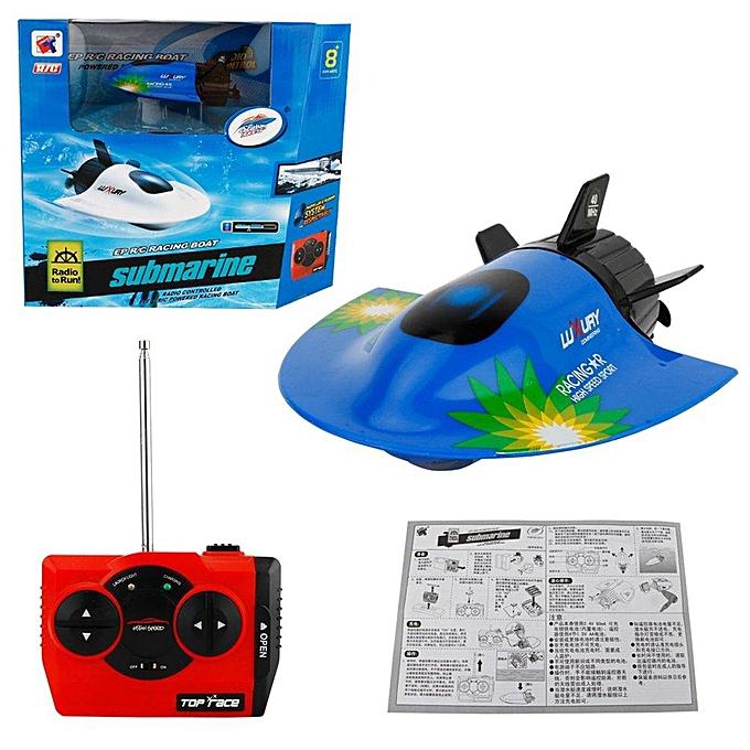 Autre Jeu de plongée sous-marine à grande vitesse télécomhommedé UR Electric RC Super Mini à prix pas cher