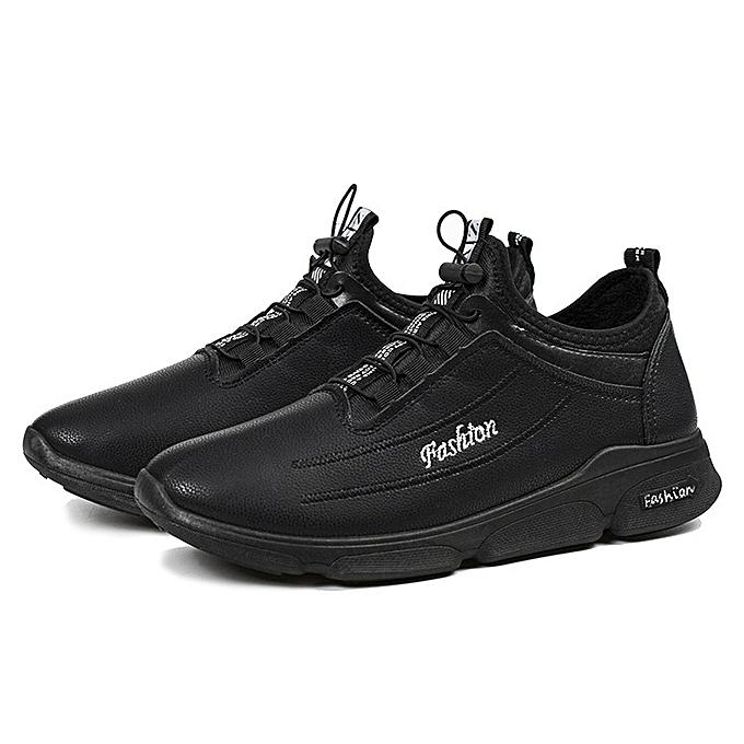 Fashion Waterproof sports chaussures with hommes chaussures noir à prix pas cher    Jumia Maroc