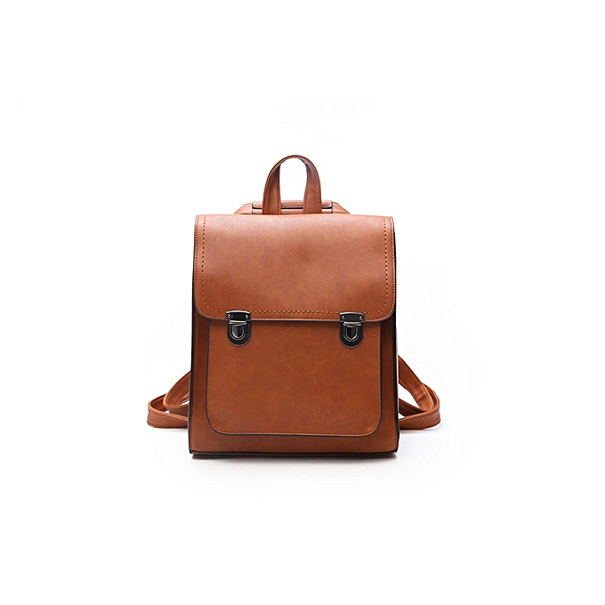 Fashion DIDA BEAR femmes Backpack Wohommes PU Leather Backpacks School Bag for Teenagers Girls New Fashion backpack Travel shoulder Bags à prix pas cher