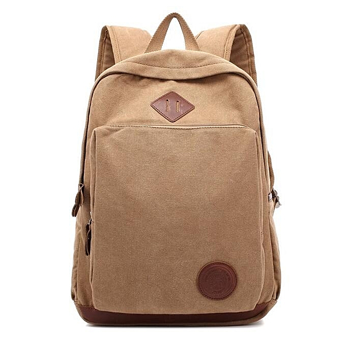 OEM New style Canvas Travel Backpack Large-Capacity Leisure Man Shoulder Bag à prix pas cher