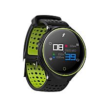 af0327880713d X2 Plus Smart Watch Bluetooth 4.0 IP68 Waterproof Touch Key Sedentary  Reminder Sleep   Heart Rate
