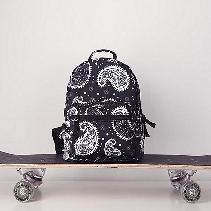 Generic 42489 Couleurful Packsac grand capacité Oxford Cloth Comfortable sac à dos à prix pas cher