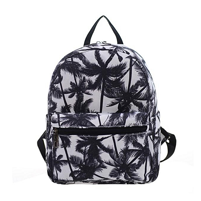 OEM femmes toile Shoulder sac impression sac School sac à dos sac à dos à prix pas cher
