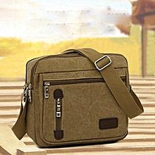32514781d9f Tcetoctre Men Bag Vintage Business Messenger Bags Shoulder Crossbody Bag  Men Male Bag BW-Brown