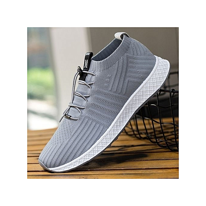 Fashion Men Running chaussures Trending Style Sports chaussures Breathable Trainers baskets à prix pas cher