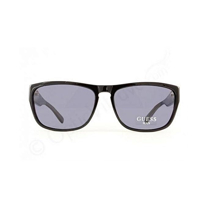 251919806 Guess نظارات شمسية - رمادي و أزرق   جوميا المغرب